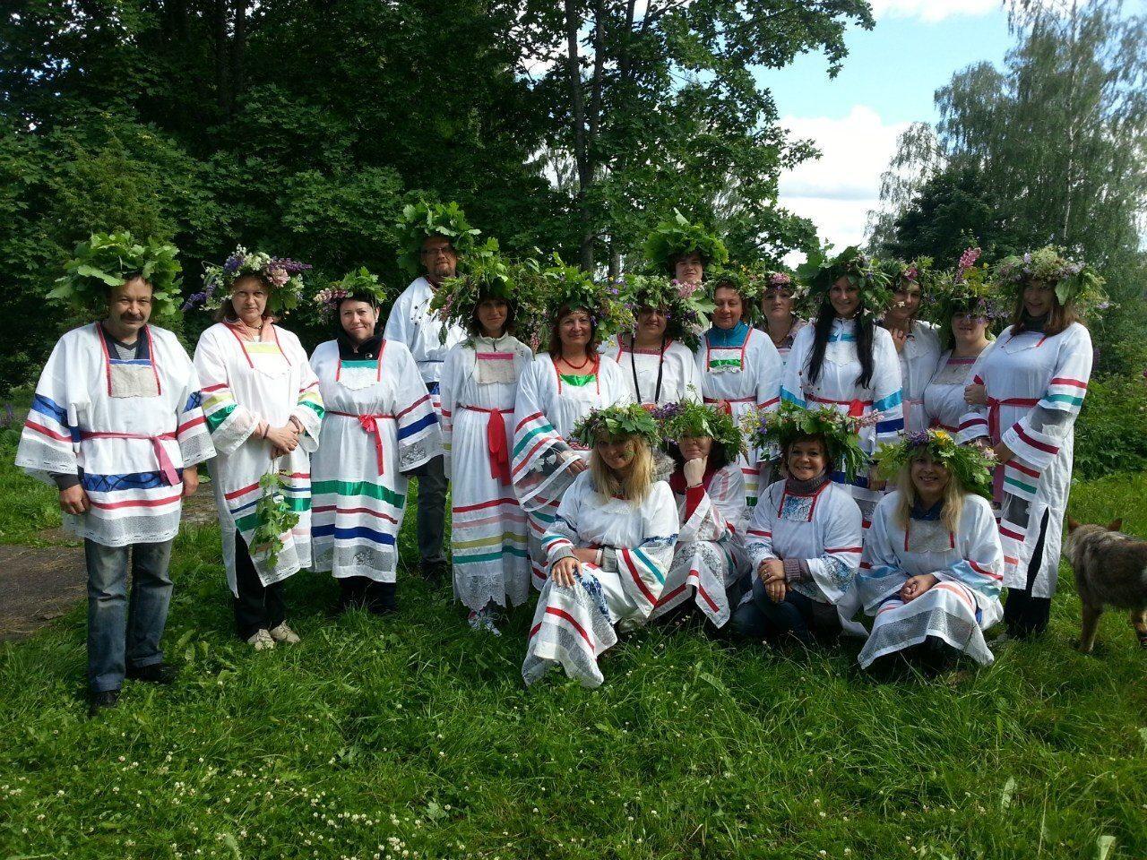 Белорусские обряды и традиции сценарии
